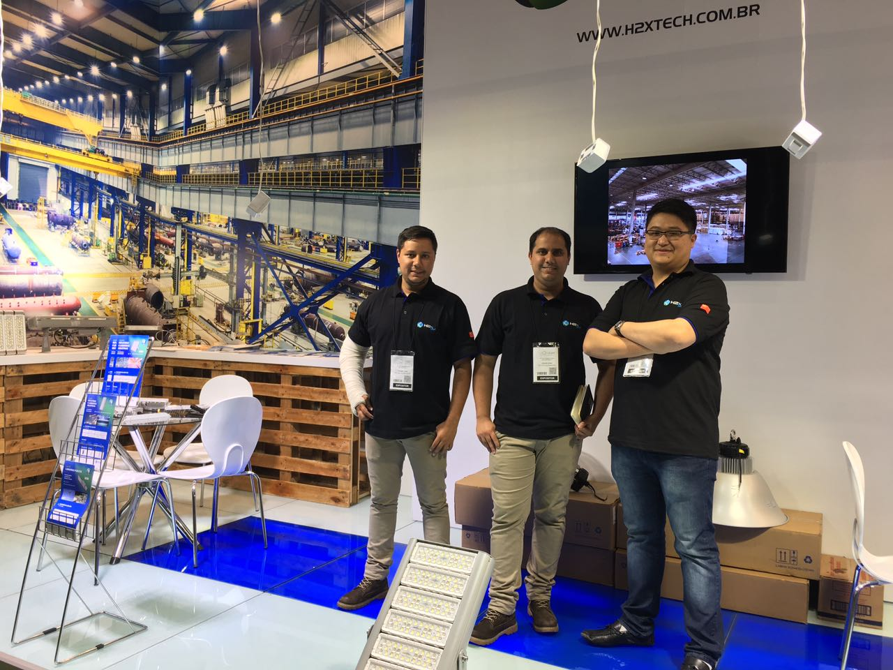 Stand Movimat 2017